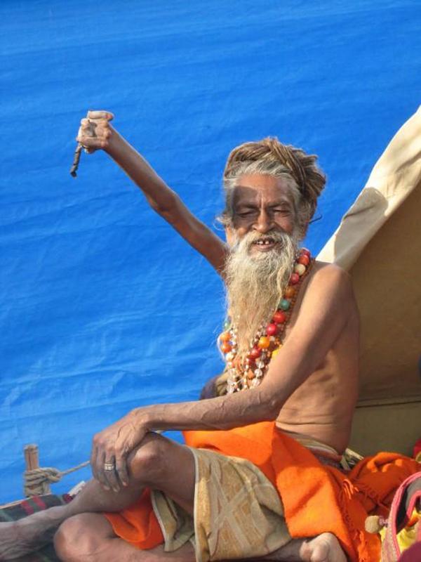 Nếu bạn yêu thần Shiva, hãy giơ tay lên trời!