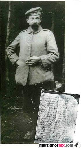 Andreas Rill và lá thư đã được xác thực