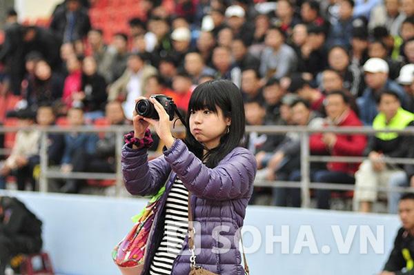 Hata Megumi lặn lội sang Việt Nam để theo dõi HAGL
