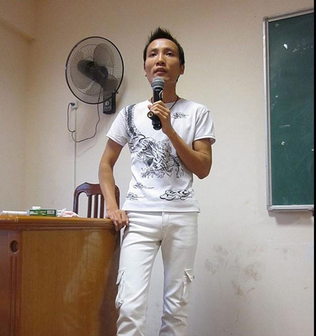Chuyên gia nghiên cứu phong thủy độc lập Nguyễn Văn Kiên.