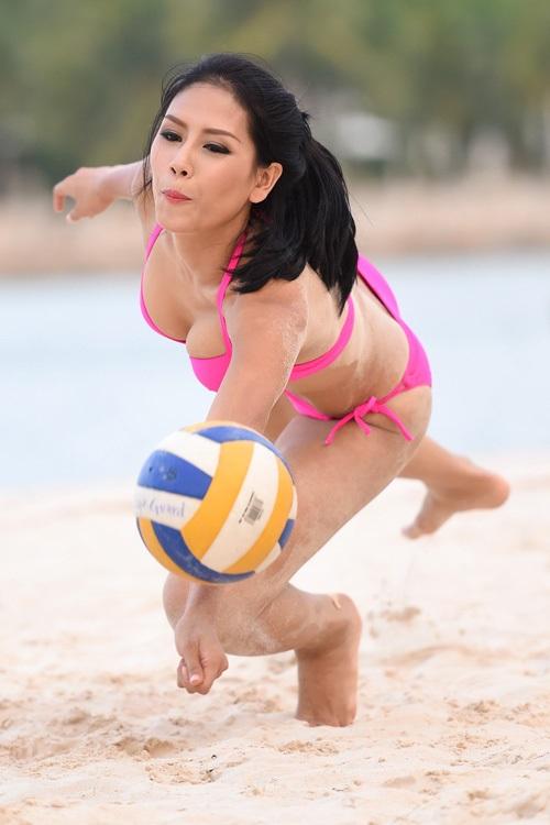 Được đánh giá cao nhưng Nguyễn Thị Loan đã ra về tay trắng.