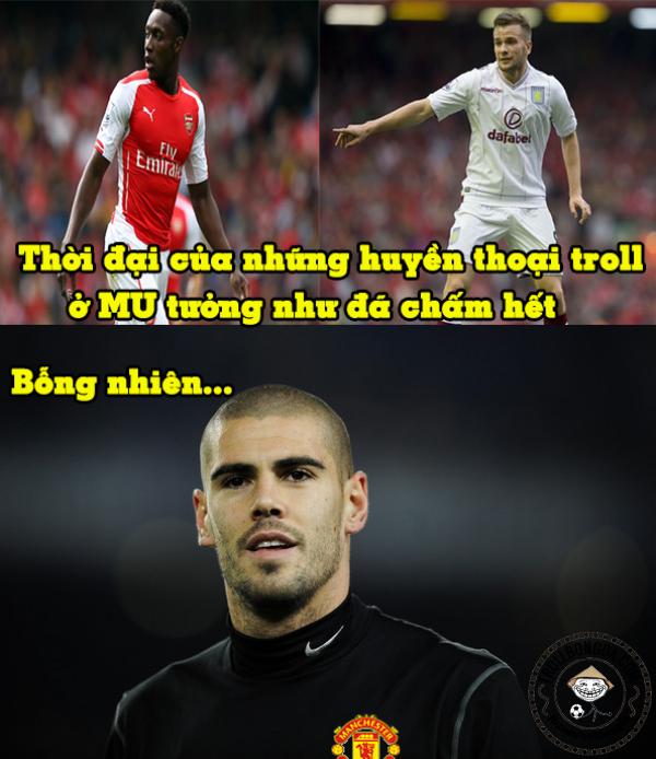 Valdes sẽ thành huyền thoại mới của Man United?