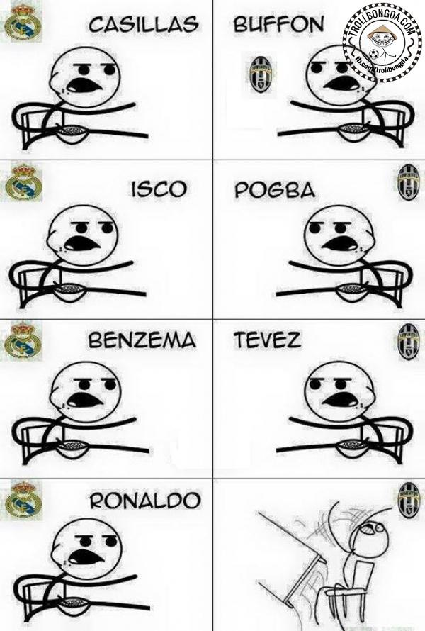 Ronaldo sẽ dọa được Juventus?