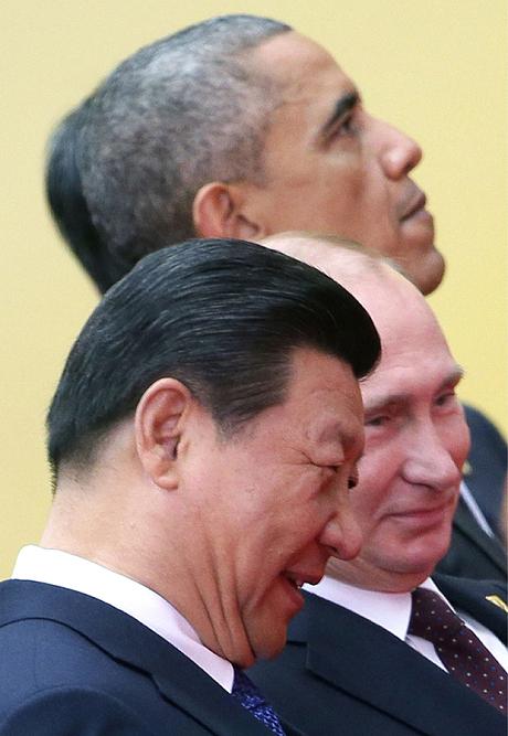 Nhiều học giả Nga đánh giá Trung Quốc vẫn thấy Mỹ có giá trị hơn Nga.