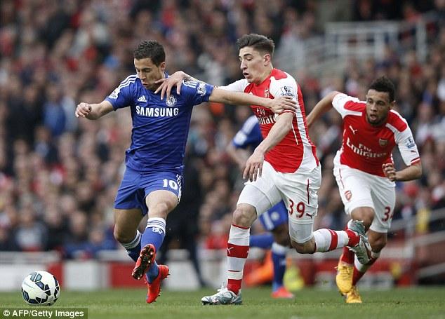 Các cầu thủ Chelsea cũng đang hướng tới chức vô địch