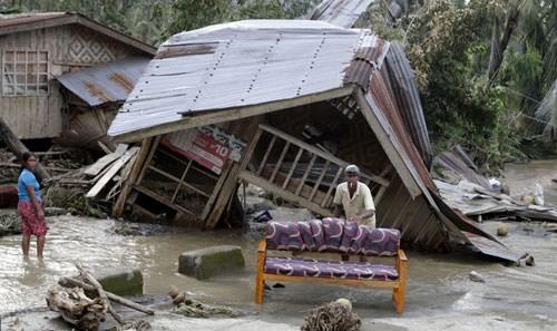 Số người thiệt mạng trong cơn bão đã lên mức kỷ lục