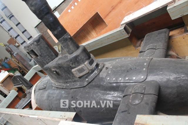 Tàu ngầm Yết Kiêu 1