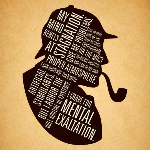 Câu nói trong Sherlock Holmes