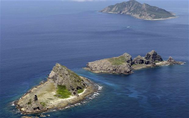 Quần đảo Senkaku/Điếu Ngư sẽ trở thành điểm nóng? Ảnh: WikiMedia
