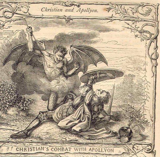 Abaddon vốn là thiên thần