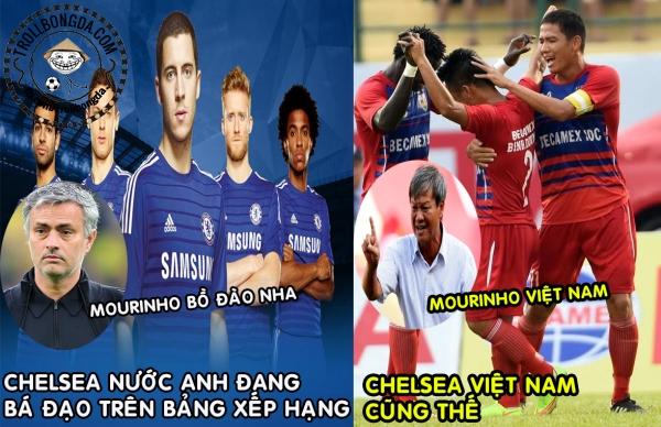 Chelsea nào thì cũng mạnh cả