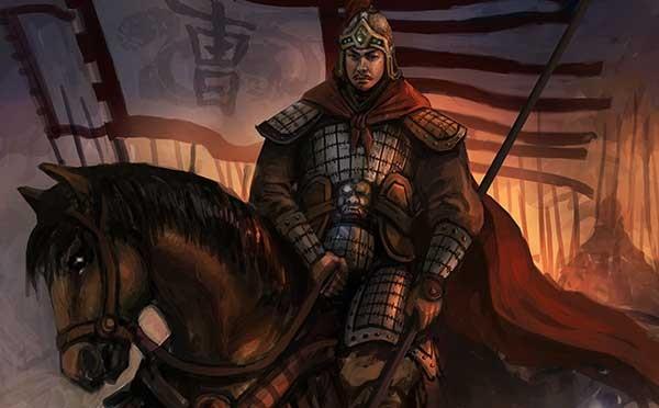 Các thống soái của Hổ Báo Kỵ đều là tướng mang họ Tào.
