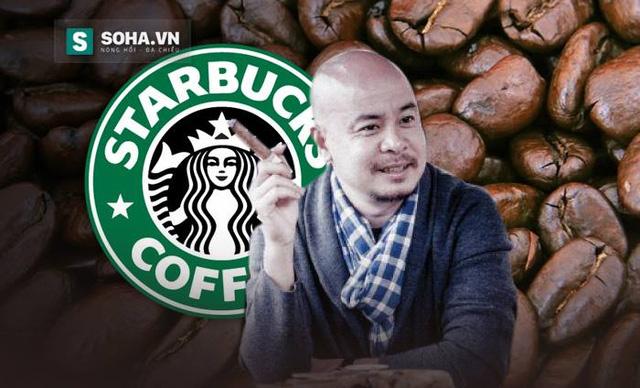 Dường như Trung Nguyên và Starbucks không còn ở thế đối đầu trực diện như thời điểm Starbucks mới vào Việt Nam. (Ảnh: Mạnh Quân)