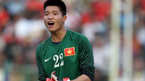 Phí Minh Long chơi rất hay trong màu áo U23 Việt Nam.