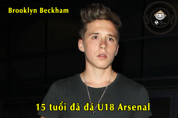 Cái tên Beckham sẽ lại tung hoàng?