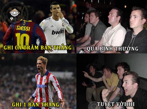 Torres ghi bàn là chuyện hiếm!!