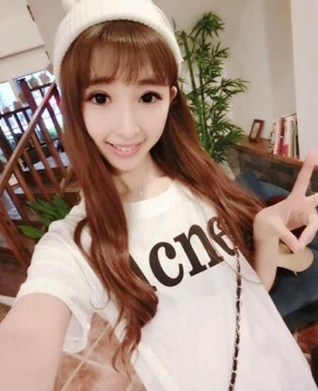 Nữ thạc sỹ xinh đẹp Hồ Giai Thiến