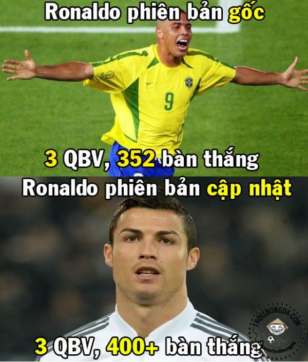 Ronaldo và Ronaldo