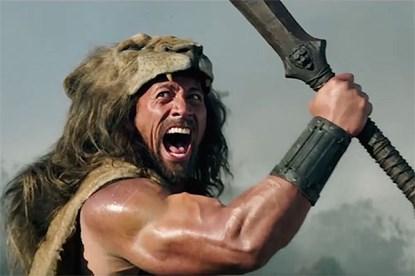 Vai diễn Hercules của anh