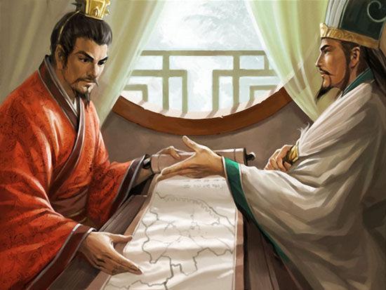 Là một người cơ hội, nên Lưu Bị đã nhiều lần bỏ qua những lời khuyên can có tính toán trước sau của Gia Cát Lượng.