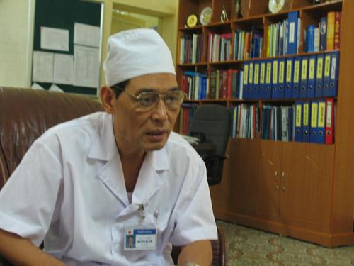 GS Nguyễn Bá Đức khẳng định không có cơ sở nói sữa đậu nành gây ung thư vú.