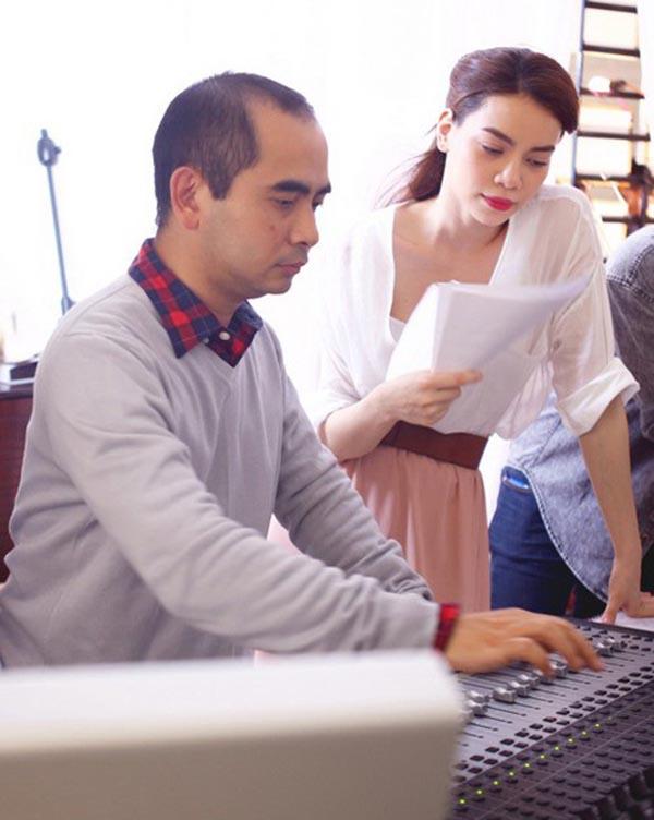 Đến năm 2014, Hồ Ngọc Hà còn mời Đức Trí làm giám đốc âm nhạc cho album Vol 7 được cô đặt nhiều tâm huyết, đầu tư kĩ lưỡng.