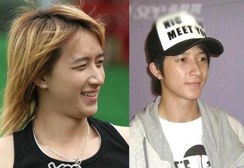 корейские звезды без макияжа фото фото