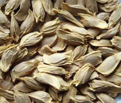 Chất nhầy của hạt bưởi chữa đau dạ dày rất tốt