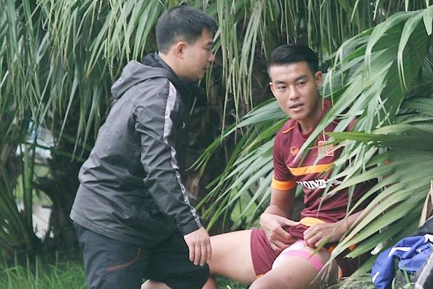 Hoàng Lâm sẽ vắng mặt trong giải đấu sắp tới