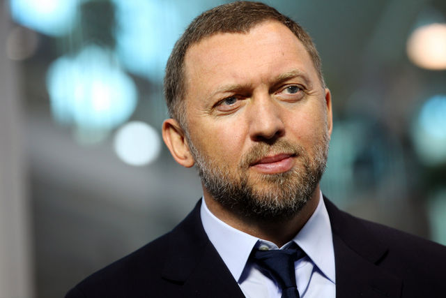 Tỷ phú người Nga Oleg Deripaska. Ảnh: Bloomberg