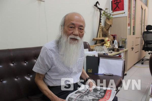 PGS.TS Văn Như Cương chia sẻ bài thuốc kỳ diệu chữa khỏi căn bệnh ung thư gan.