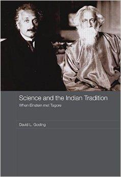 Bìa cuốn sách Khoa học và truyền thống Ấn Độ: Khi Einstein gặp Tagore