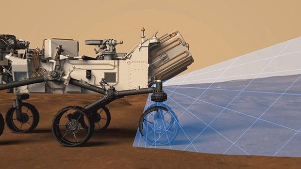 Tàu thăm dò sao Hỏa Curiosity Rover