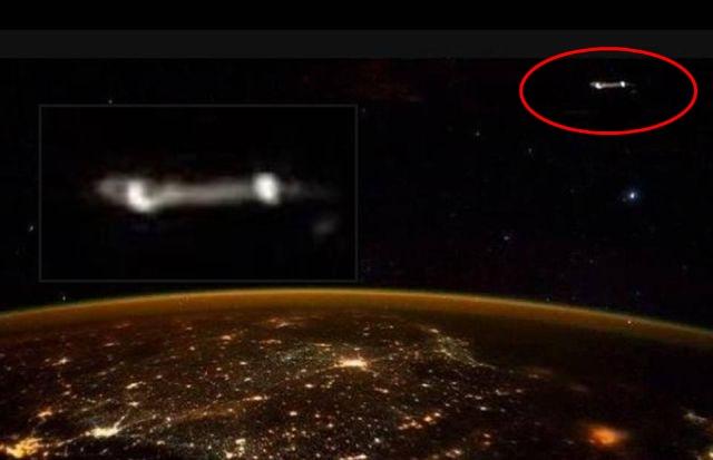 Liệu đây có phải UFO của người ngoài trái đất