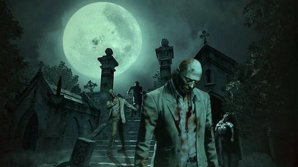 Ngày nay Zombie khá phổ biến trong phim ảnh và game kinh dị