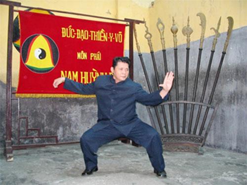 Chưởng môn Huỳnh Tuấn Kiệt