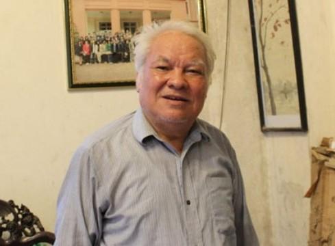 Ông già Ozon Nguyễn Văn Khải
