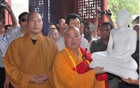 Thích Vĩnh Tín, Thích Diễn Lỗ đang bị coi là những người làm hoen ố thanh danh võ công Thiếu Lâm.