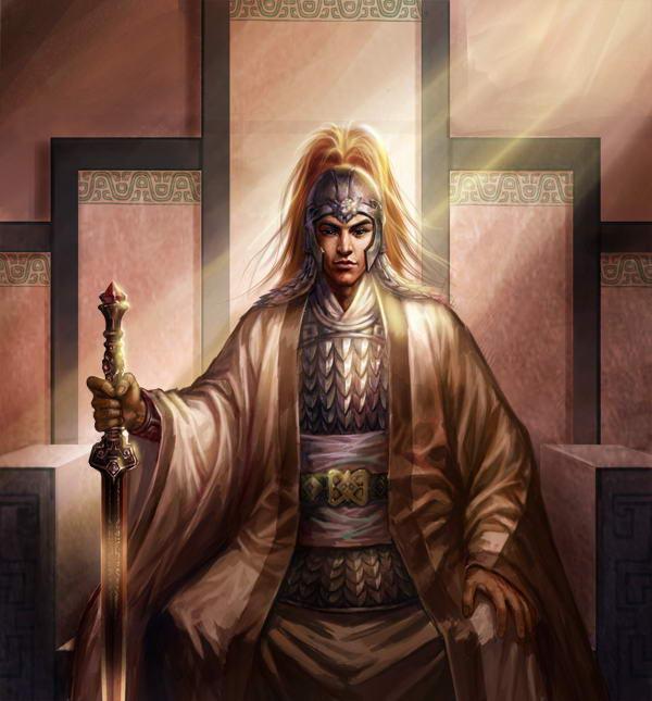 Lục Tốn là danh tướng nổi tiếng với các trận đánh tập kích.