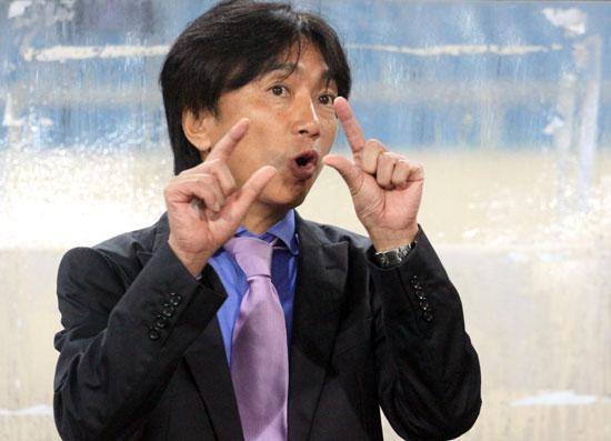 HLV Miura đã làm được nhiều điều cho bóng đá Việt Nam