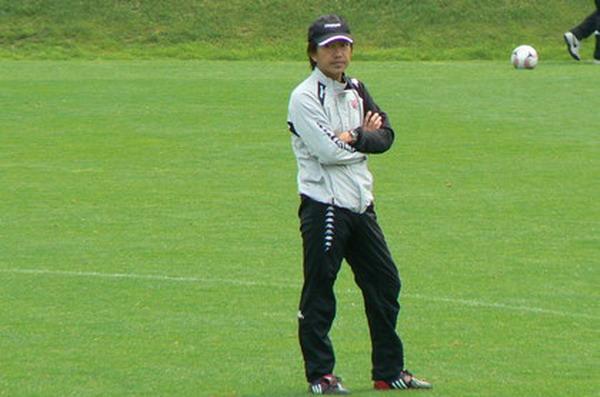 HLV Miura khi còn ở Nhật