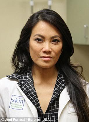Tiến sĩ Sandra Lee.