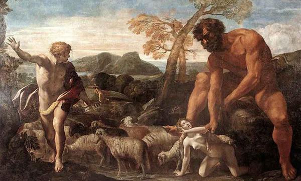 Goliathlà hậu duệ của Nephilim