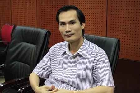 Giám đốc khối Thương mại điện tử Nguyễn Văn Tuấn cho rằng Bkav đang bị con dao hai lưỡi cứa vào