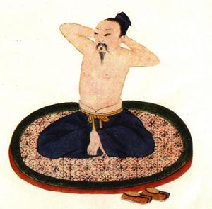 Nín thở là cách chữa bệnh cổ truyền của người Tây Tạng.