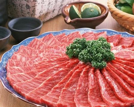 Thịt bò kobe cao cấp