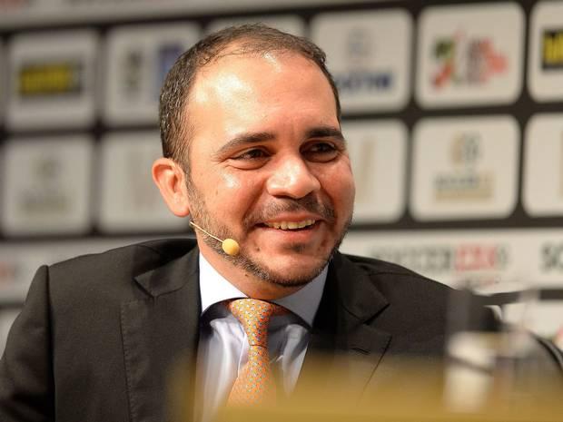 Prince Ali Bin – chủ tịch FA Jordan, phó Chủ tịch FIFA Châu Á