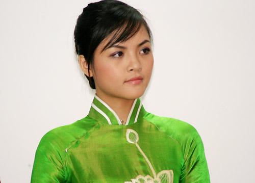 Tuy chỉ dừng chân ở Top 10 nhưng nhan sắc dịu dàng của cô gái trẻ đã để lại ấn tượng mạnh trong lòng công chúng.
