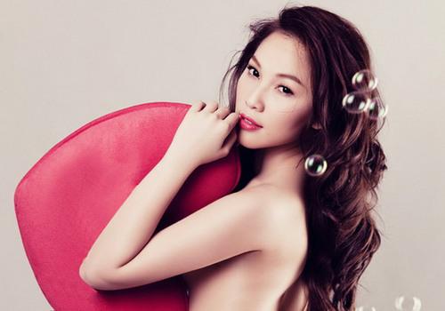 Người mẫu Quỳnh Thư