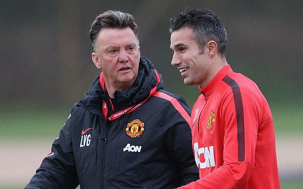 Tình thầy trò giữa hai người Hà Lan sứt mẻ khi hợp tác tại Man United